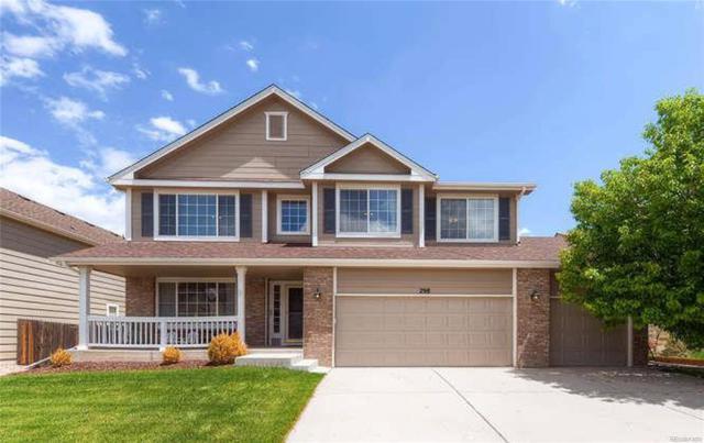 298 Hampstead Avenue, Castle Rock, CO 80104 (MLS #7595758) :: 8z Real Estate