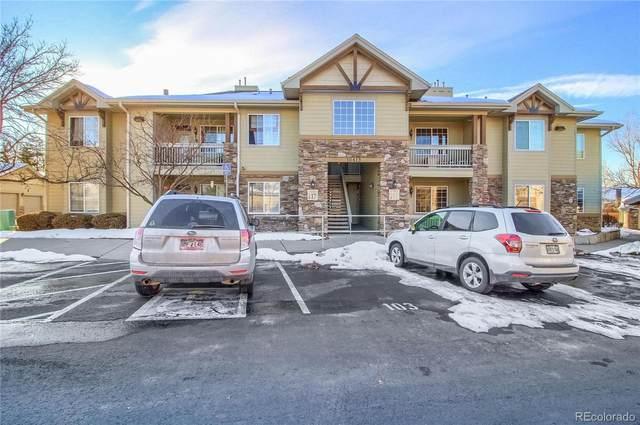 10413 W Hampden Avenue #104, Lakewood, CO 80227 (MLS #7595923) :: 8z Real Estate
