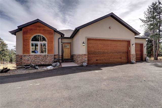 230 Mohawk Trail, Pine, CO 80470 (#7597486) :: The DeGrood Team
