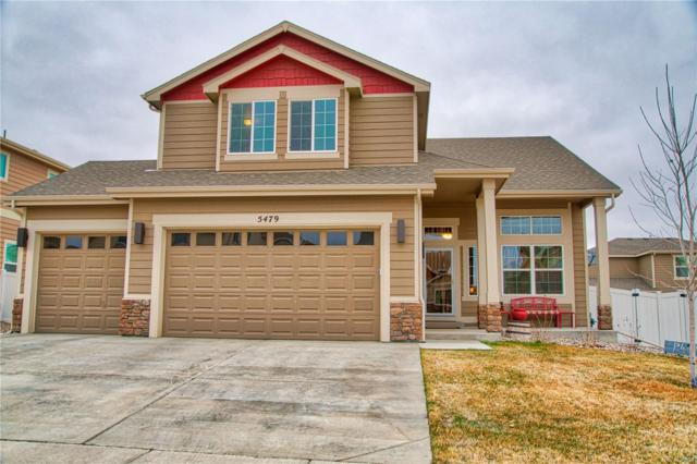 5479 Caribou Drive, Frederick, CO 80504 (#7605068) :: The Peak Properties Group