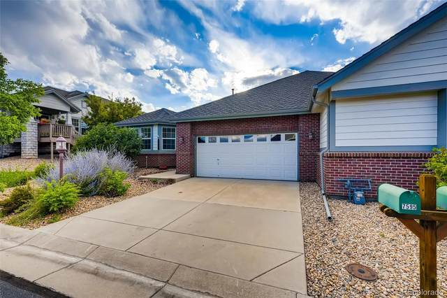 7595 S Biloxi Court, Aurora, CO 80016 (#7605218) :: Bring Home Denver with Keller Williams Downtown Realty LLC