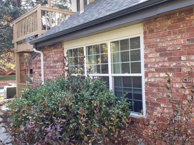 4933 S Carson Street #101, Aurora, CO 80015 (MLS #7611787) :: 8z Real Estate