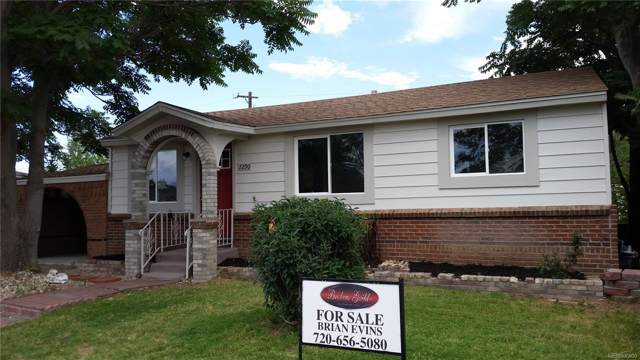 7290 Carnation Place, Commerce City, CO 80022 (#7614338) :: The Peak Properties Group
