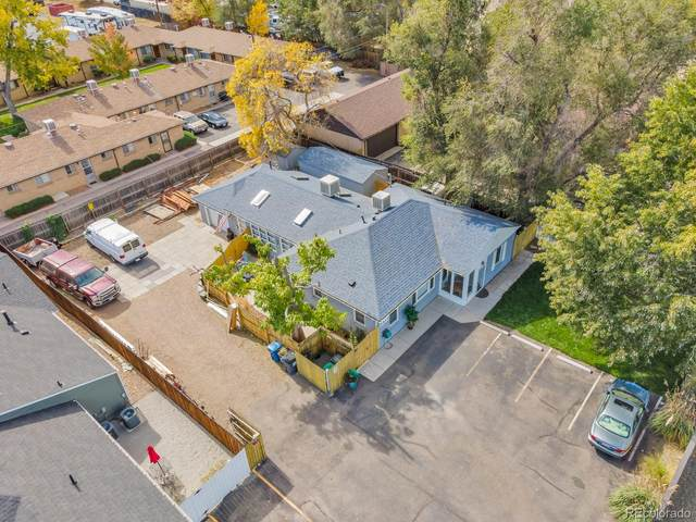 9910 W 44th Avenue, Wheat Ridge, CO 80033 (#7618711) :: The DeGrood Team