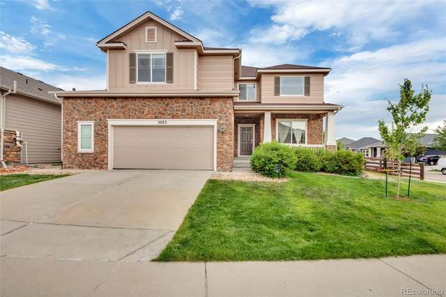 5023 S Shawnee Street, Aurora, CO 80015 (MLS #7619902) :: 8z Real Estate