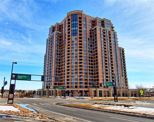 8100 E Union Avenue #204, Denver, CO 80237 (MLS #7624042) :: 8z Real Estate