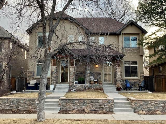 1936 S Pearl Street, Denver, CO 80210 (#7627367) :: Colorado Home Finder Realty