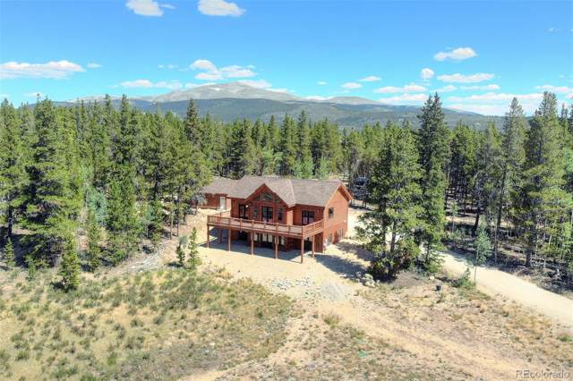 1477 Lakeside Drive, Alma, CO 80420 (#7631954) :: The Colorado Foothills Team | Berkshire Hathaway Elevated Living Real Estate