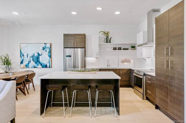 2570 Lawrence Street #206, Denver, CO 80205 (#7632324) :: The DeGrood Team