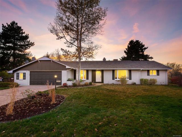 5401 S Clarkson Street, Greenwood Village, CO 80121 (MLS #7634912) :: 8z Real Estate