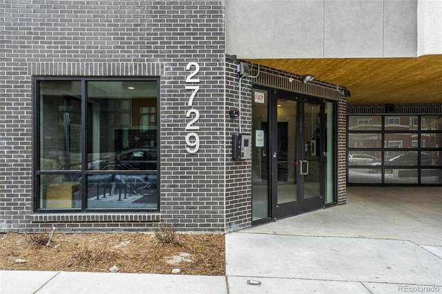 2729 W 28th Avenue #213, Denver, CO 80211 (#7636730) :: The Healey Group