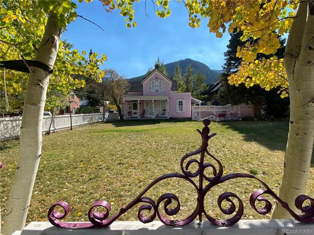709 Griffith Street, Georgetown, CO 80444 (#7637581) :: Briggs American Properties