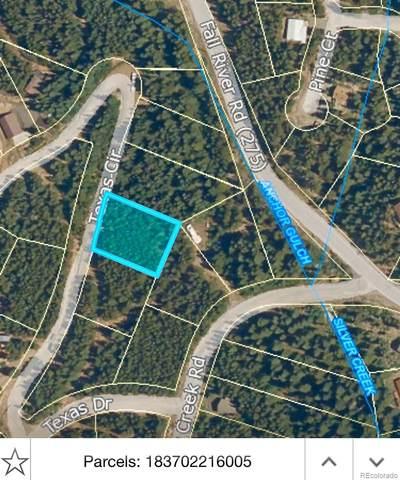 0003 Texas Circle, Idaho Springs, CO 80452 (MLS #7637995) :: 8z Real Estate