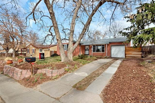 5244 S Logan Street, Littleton, CO 80121 (#7640269) :: The Gilbert Group