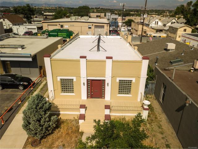 1545 S Broadway, Denver, CO 80210 (MLS #7643010) :: 8z Real Estate