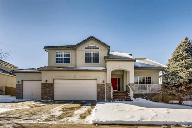 10711 Flagler Drive, Parker, CO 80134 (#7643162) :: Hometrackr Denver