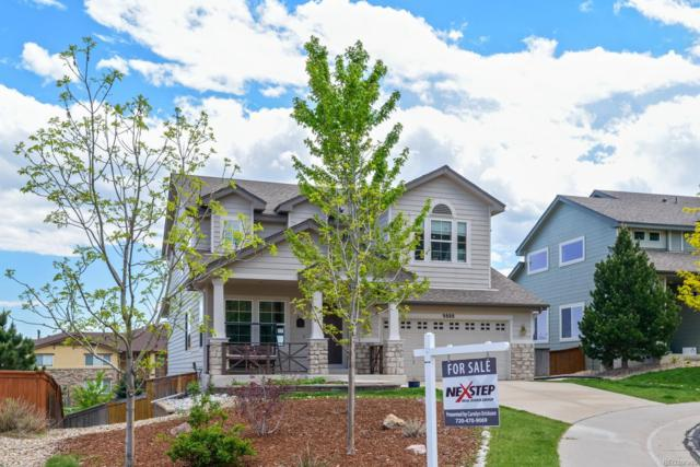 9888 S Johnson Way, Littleton, CO 80127 (#7643307) :: The Griffith Home Team