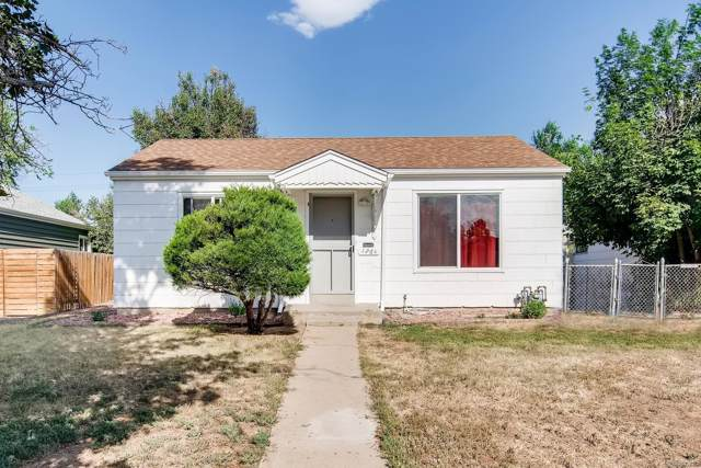 1264 Lansing Street, Aurora, CO 80010 (#7649313) :: The Peak Properties Group