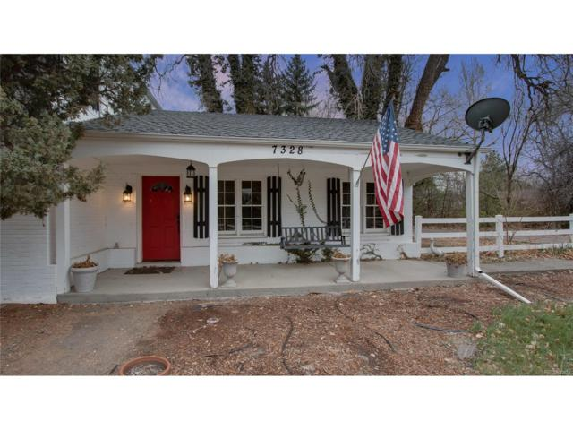 7328 S Windermere Street, Littleton, CO 80120 (MLS #7650719) :: 8z Real Estate