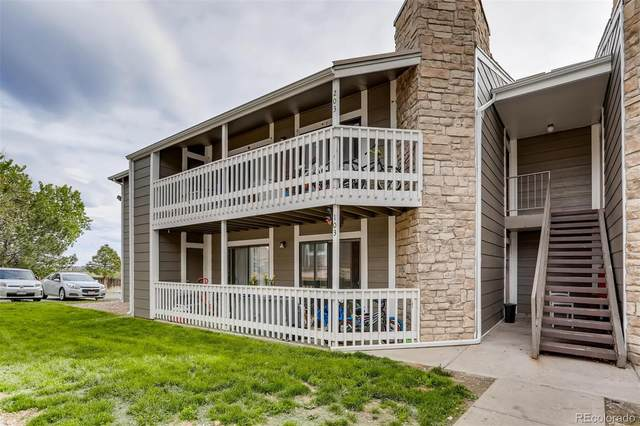 18043 E Ohio Avenue #103, Aurora, CO 80017 (#7653453) :: The Colorado Foothills Team | Berkshire Hathaway Elevated Living Real Estate