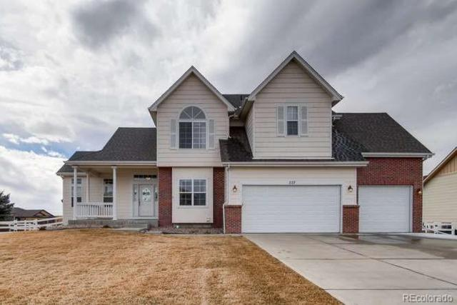 227 Bernard Court, Fort Lupton, CO 80621 (#7659241) :: Bring Home Denver with Keller Williams Downtown Realty LLC