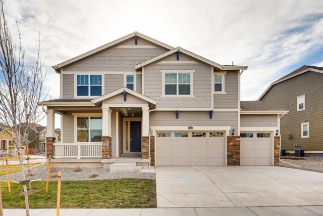 14884 Oslo Avenue, Parker, CO 80134 (#7660081) :: The HomeSmiths Team - Keller Williams