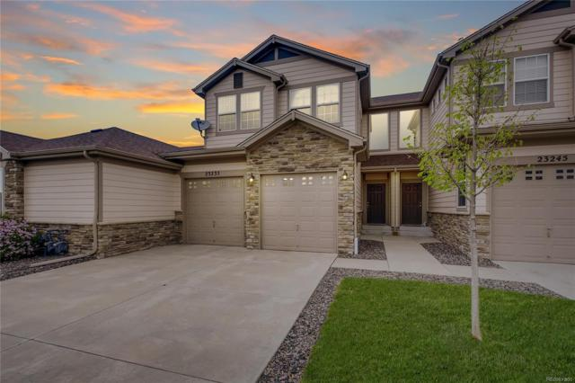 23235 York Avenue, Parker, CO 80138 (MLS #7662561) :: Bliss Realty Group