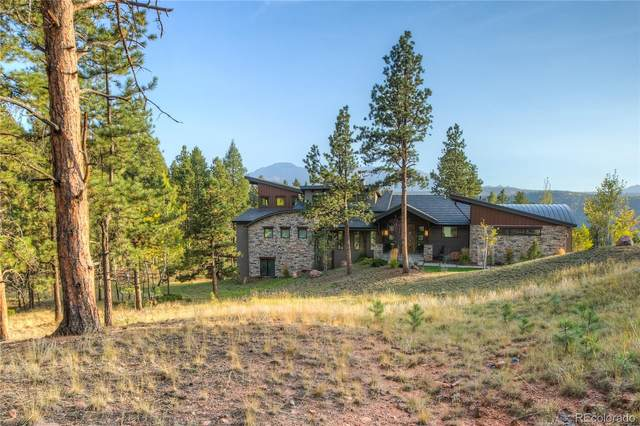 261 Thunder Ridge Drive, Woodland Park, CO 80863 (#7663058) :: iHomes Colorado