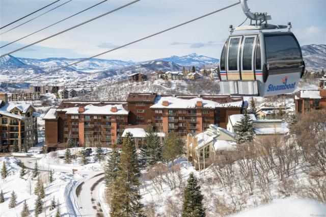 2420 Ski Trail Lane #613, Steamboat Springs, CO 80487 (#7669961) :: The HomeSmiths Team - Keller Williams