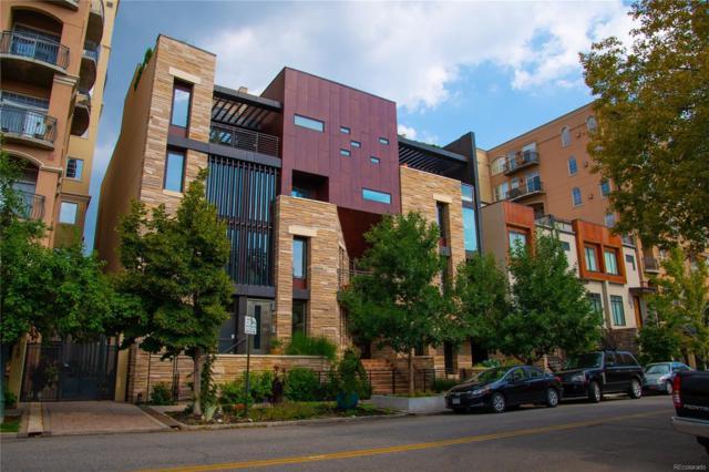 1136 Cherokee Street, Denver, CO 80204 (#7672943) :: The HomeSmiths Team - Keller Williams