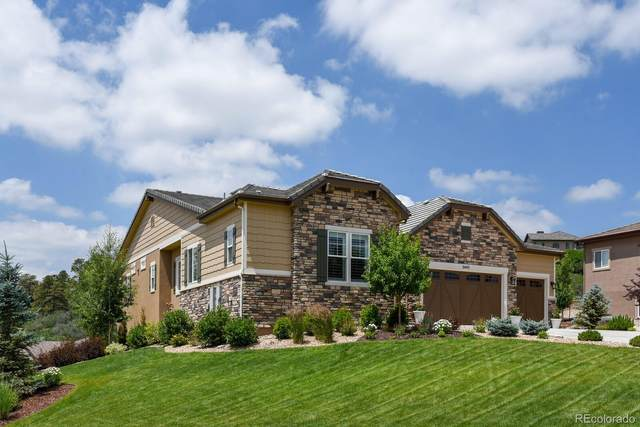 5445 Water Oak Circle, Castle Rock, CO 80108 (#7673627) :: Kimberly Austin Properties