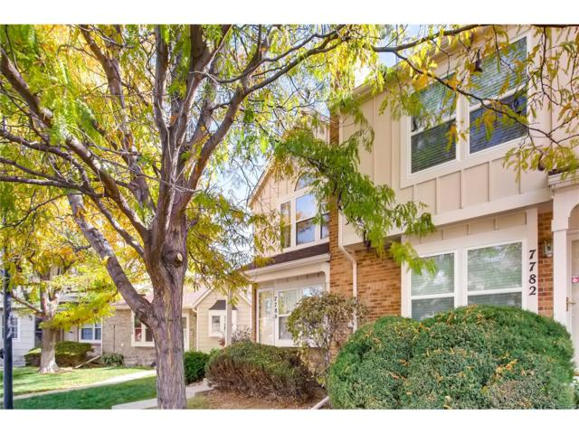 7780 S Steele Street, Centennial, CO 80122 (MLS #7673873) :: 8z Real Estate