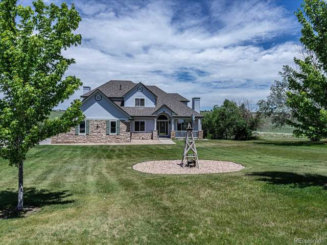 5869 E Valley Hi Drive, Parker, CO 80138 (#7677606) :: The Colorado Foothills Team | Berkshire Hathaway Elevated Living Real Estate