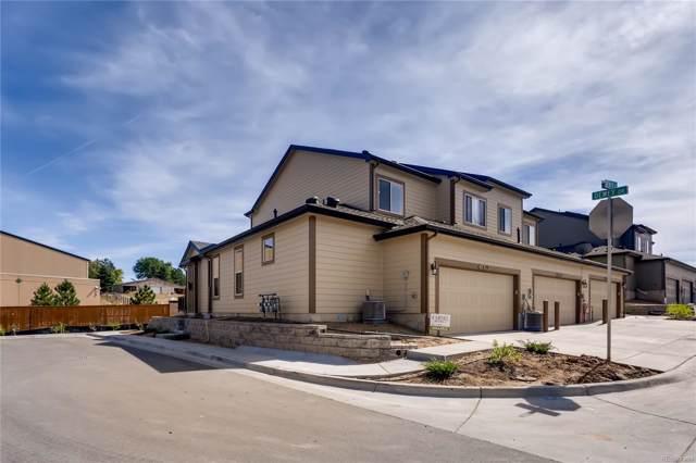 11620 Dewey Street, Parker, CO 80138 (MLS #7679525) :: 8z Real Estate