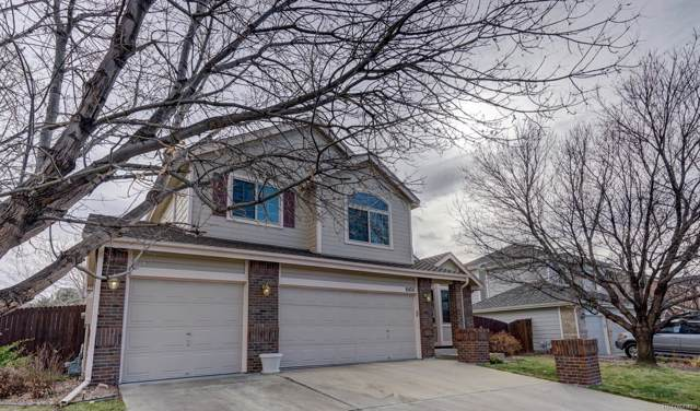 8436 Pierson Court, Arvada, CO 80005 (MLS #7680533) :: 8z Real Estate