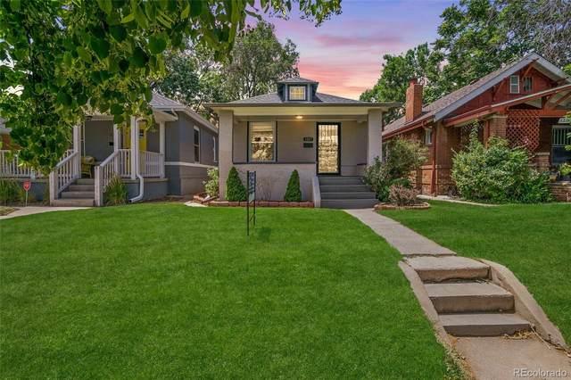 1217 S Grant Street, Denver, CO 80210 (MLS #7680650) :: 8z Real Estate