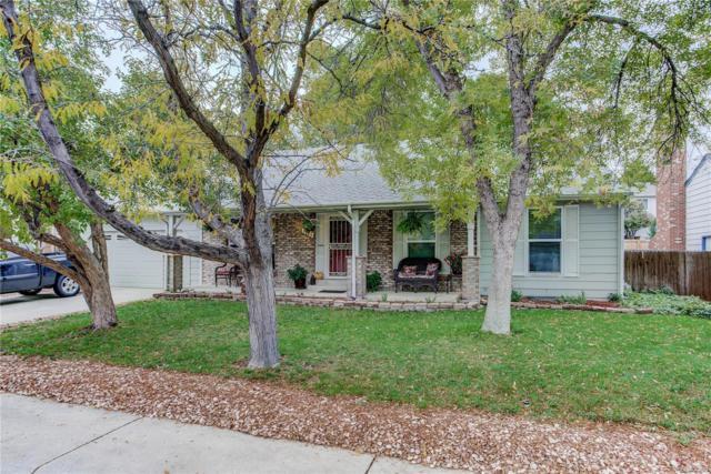 1474 S Kittredge Street, Aurora, CO 80017 (#7681257) :: House Hunters Colorado