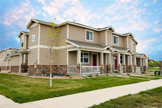 6118 Kochia Court #106, Frederick, CO 80516 (#7682228) :: The Dixon Group