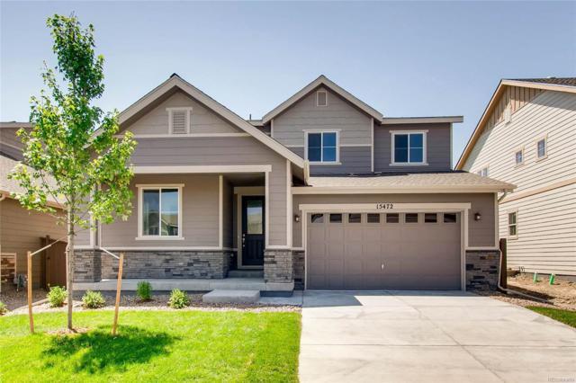 15472 W 49th Avenue, Golden, CO 80403 (#7683630) :: Wisdom Real Estate