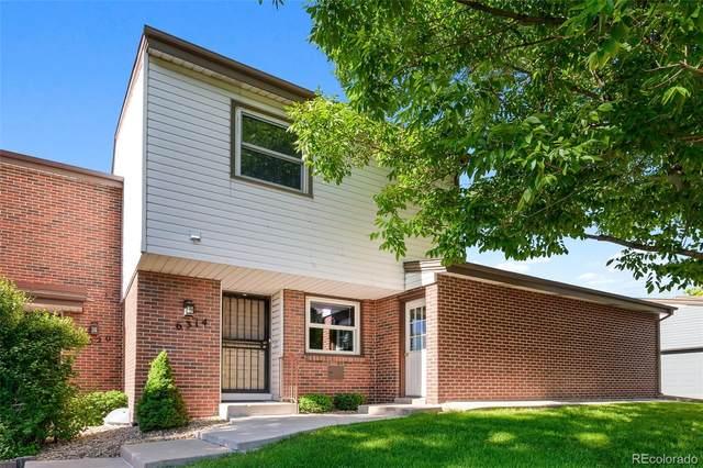 6314 E Wesley Avenue, Denver, CO 80222 (#7686262) :: Bring Home Denver with Keller Williams Downtown Realty LLC