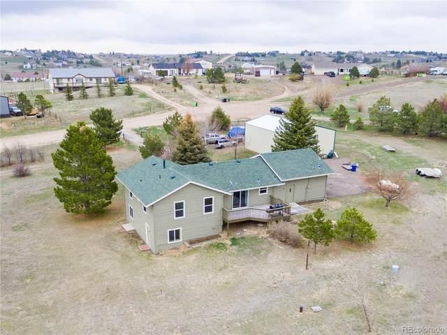 44032 Morning Star Court, Elizabeth, CO 80107 (MLS #7693421) :: 8z Real Estate