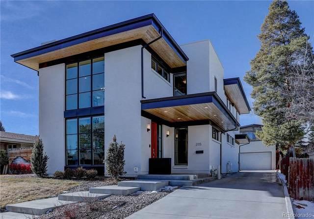 215 S Ivy Street, Denver, CO 80224 (MLS #7695082) :: 8z Real Estate