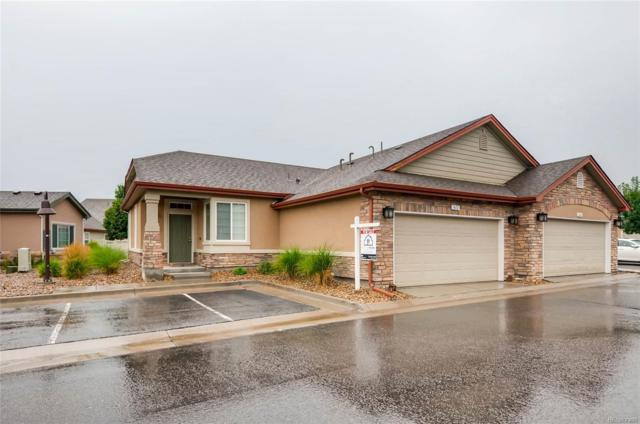 1612 Fraser Court, Aurora, CO 80011 (#7695391) :: The Pete Cook Home Group