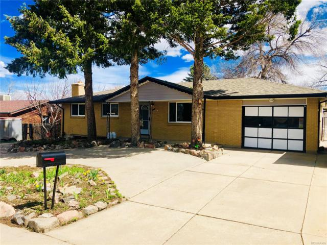 730 Braun Street, Lakewood, CO 80401 (#7696772) :: The Heyl Group at Keller Williams