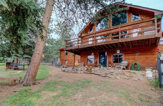 135 Nova Lane, Pine, CO 80470 (#7697246) :: Finch & Gable Real Estate Co.
