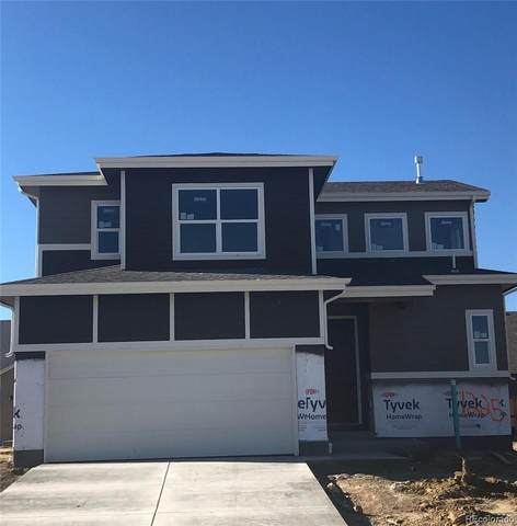 1225 103rd Avenue Court, Greeley, CO 80634 (#7698091) :: The Dixon Group