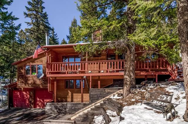 30893 Kings Valley Drive, Conifer, CO 80433 (#7699464) :: HomePopper
