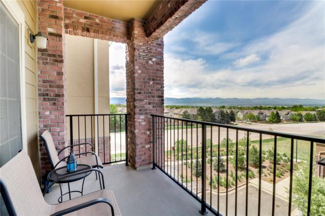 1162 Rockhurst Drive #302, Highlands Ranch, CO 80129 (#7700935) :: Wisdom Real Estate