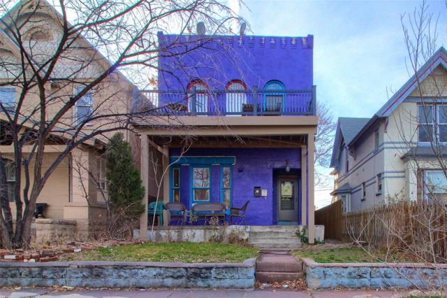 361 N Lincoln Street, Denver, CO 80203 (MLS #7701322) :: 8z Real Estate
