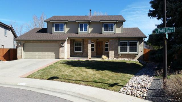 11026 W Polk Drive, Littleton, CO 80127 (#7702449) :: The Heyl Group at Keller Williams